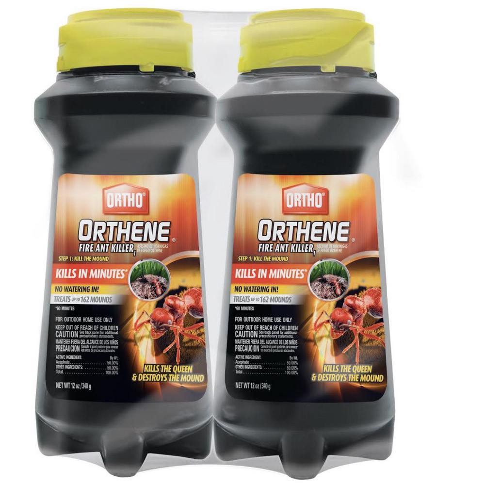 Orthene 12 oz. Fire Ant Killer Twin Pack