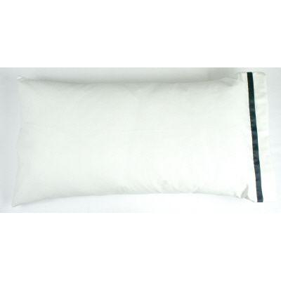 Ocean View Blue and White King Sham---DISCONTINUED