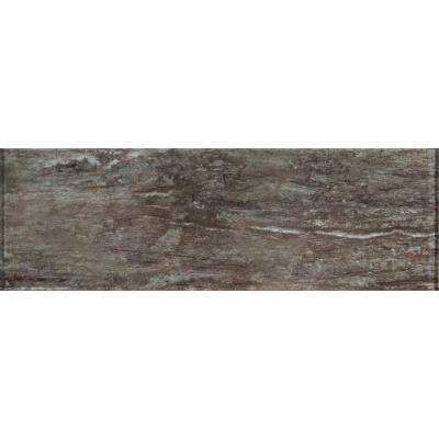 Antico Silversmith 4 in. x 12 in. Glass Wall Tile (2 sq. ft. / case)