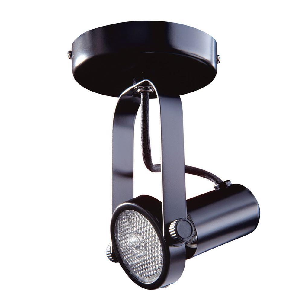 Cassiopeia 1-Light Black Track Lighting Kit