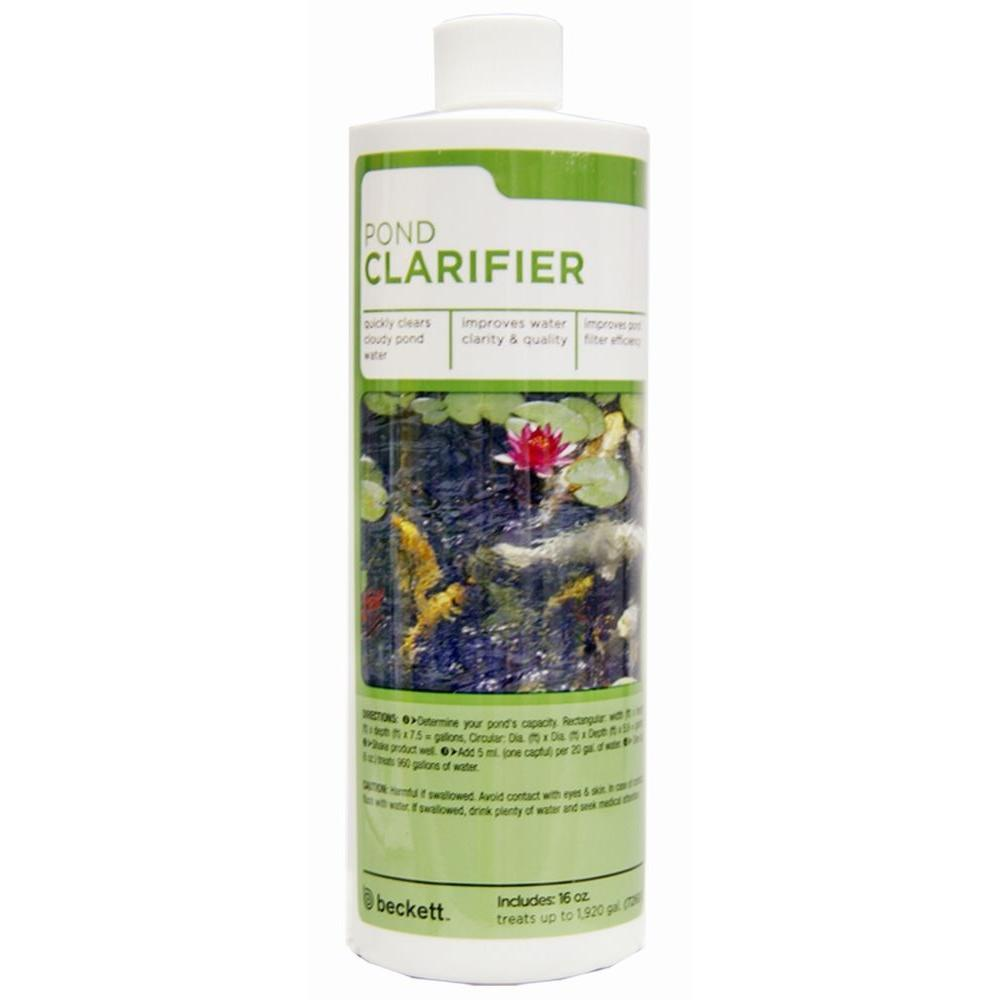 Beckett Pond Clarifier 16 oz.