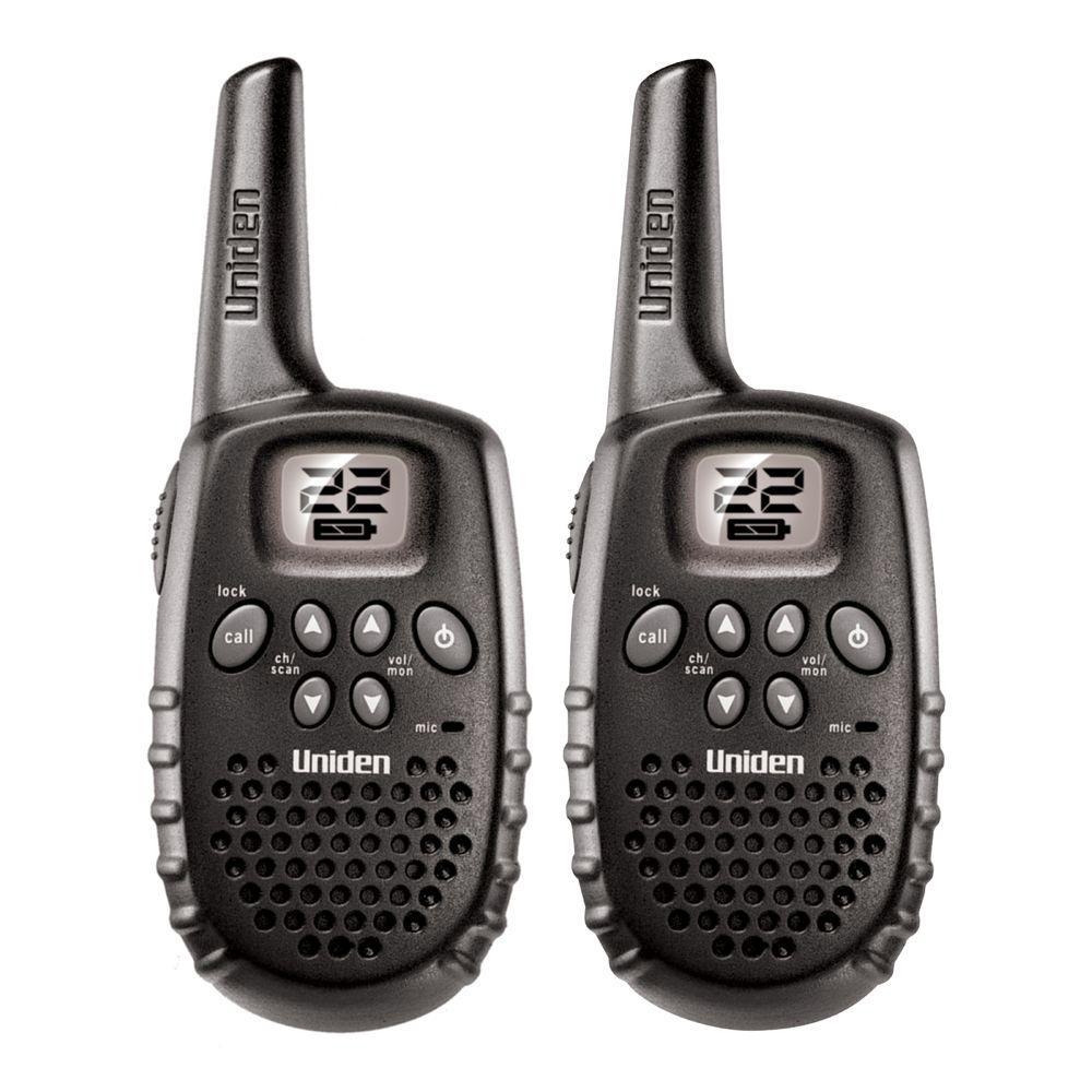 Uniden 16 Mile 2-Way GMR Radio