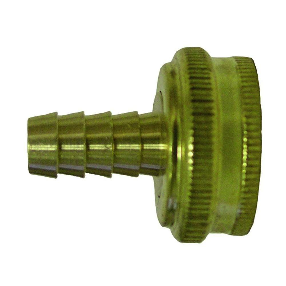 "20 Lead Free 3//4/"" Female Garden Hose x 3//8/"" Hose Barb Swivel Adapter Fitting"