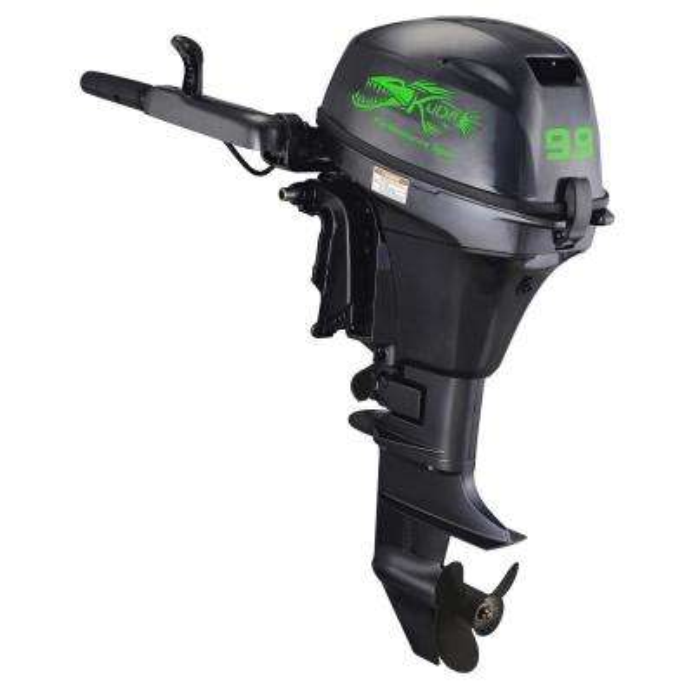 212 cc 9.9 HP 4 Stroke Outboard Motor 5000 RPM
