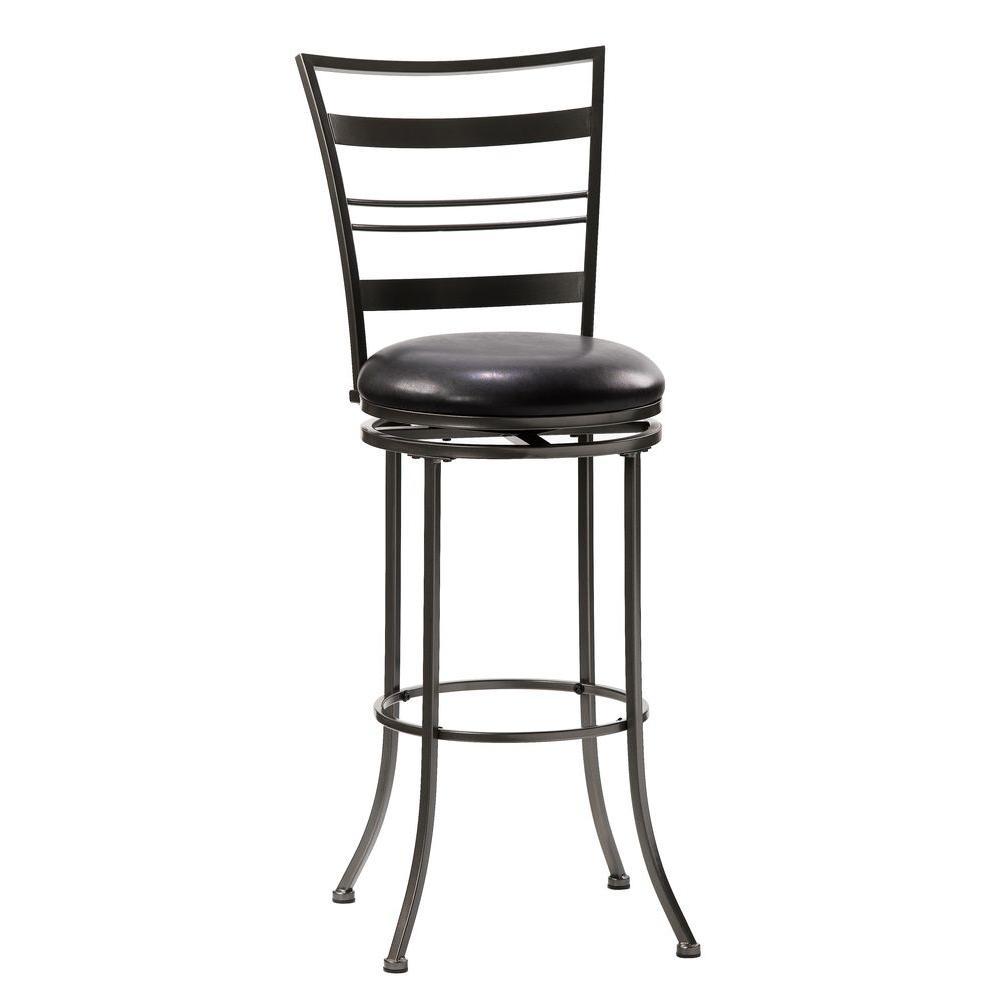 Hillsdale Furniture Holland Swivel Bar Stool-DISCONTINUED