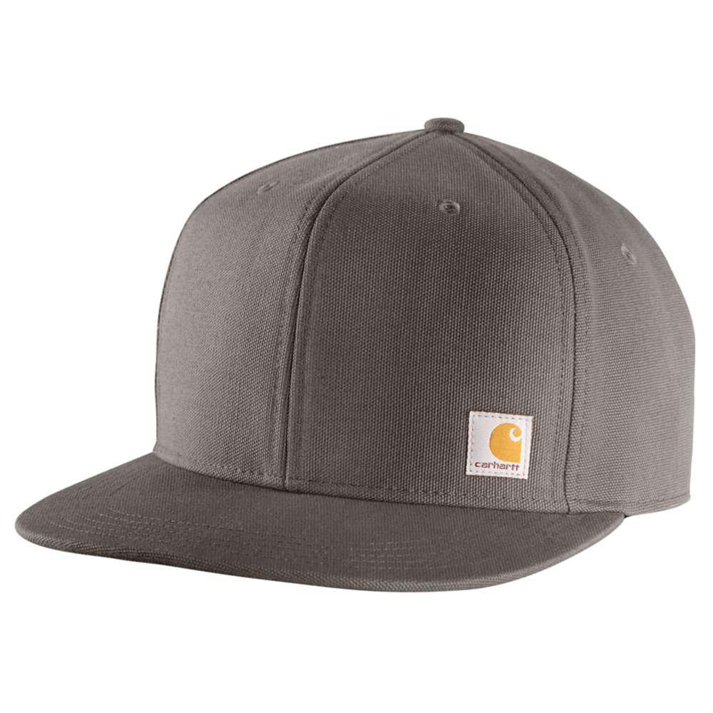 Carhartt Men s OFA Gravel Cotton Cap Headwear-101604-039 - The Home ... 429730c0f7fe