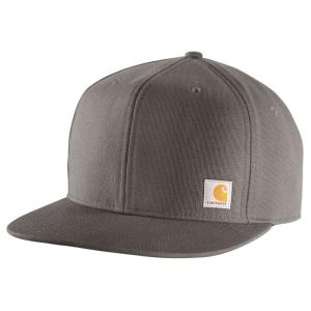 773d6a23d Carhartt Men's OFA Brite Orange Acrylic Greenfield Reversible Hat ...