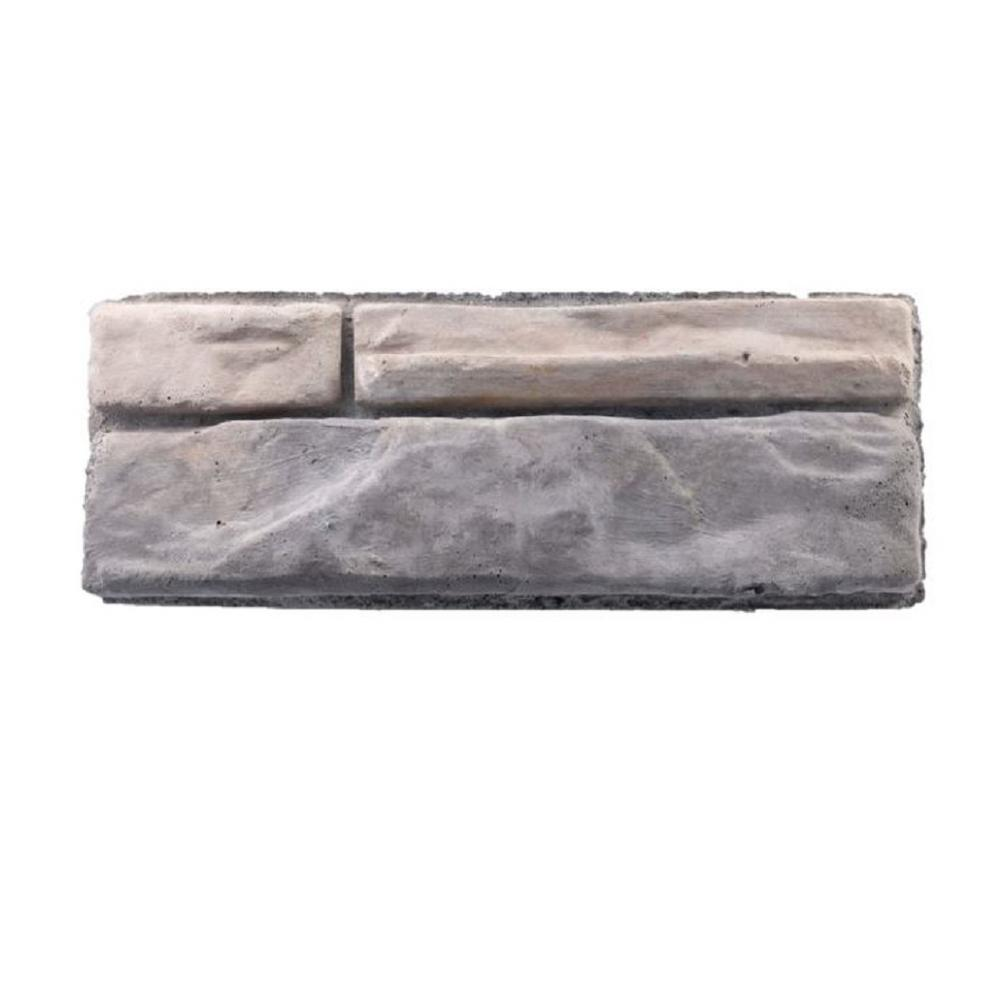Wall blocks hardscapes the home depot limestone concrete retaining wall garden block amipublicfo Image collections