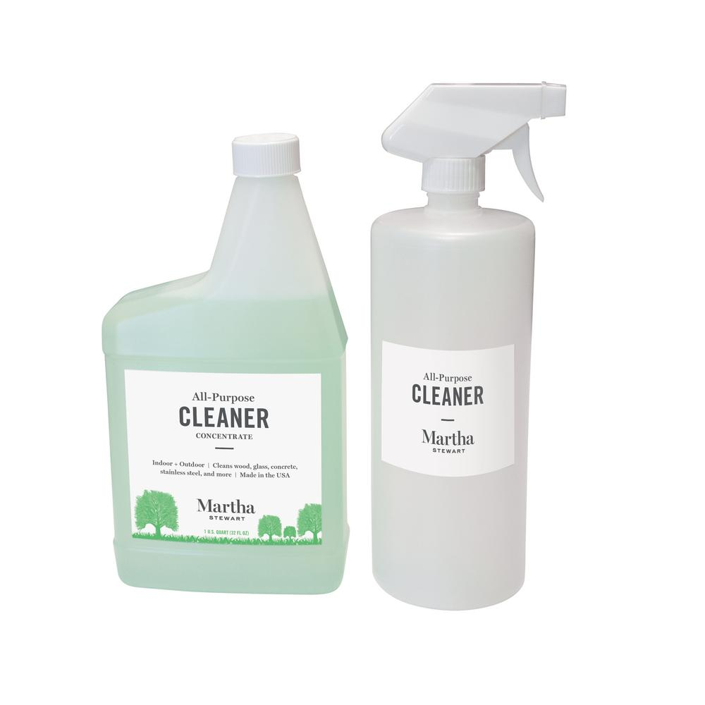Martha Stewart Living Indoor/Outdoor All-Purpose Super Cleaner Concentrate