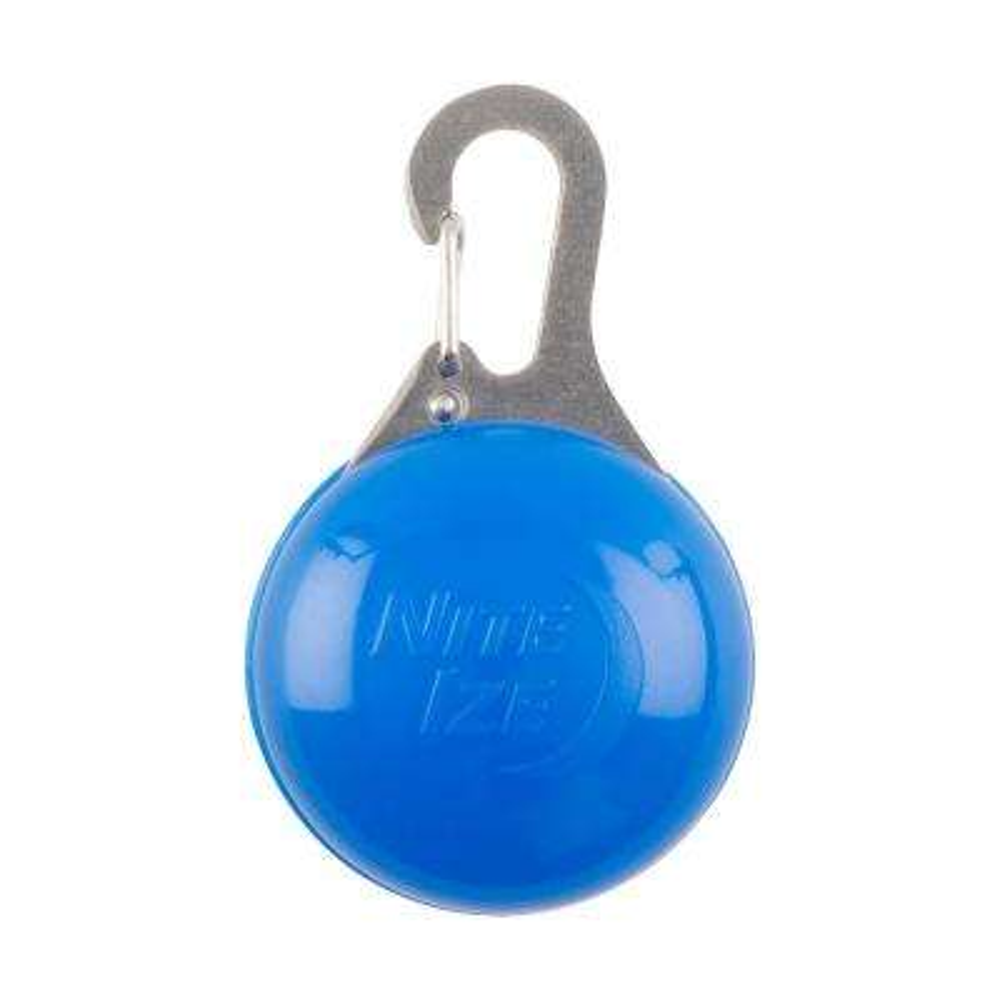 SpotLit Collar Light in Blue
