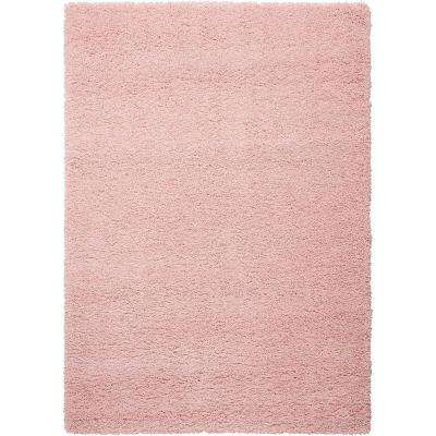 Amore Blush 5 ft. x 7 ft. Area Rug