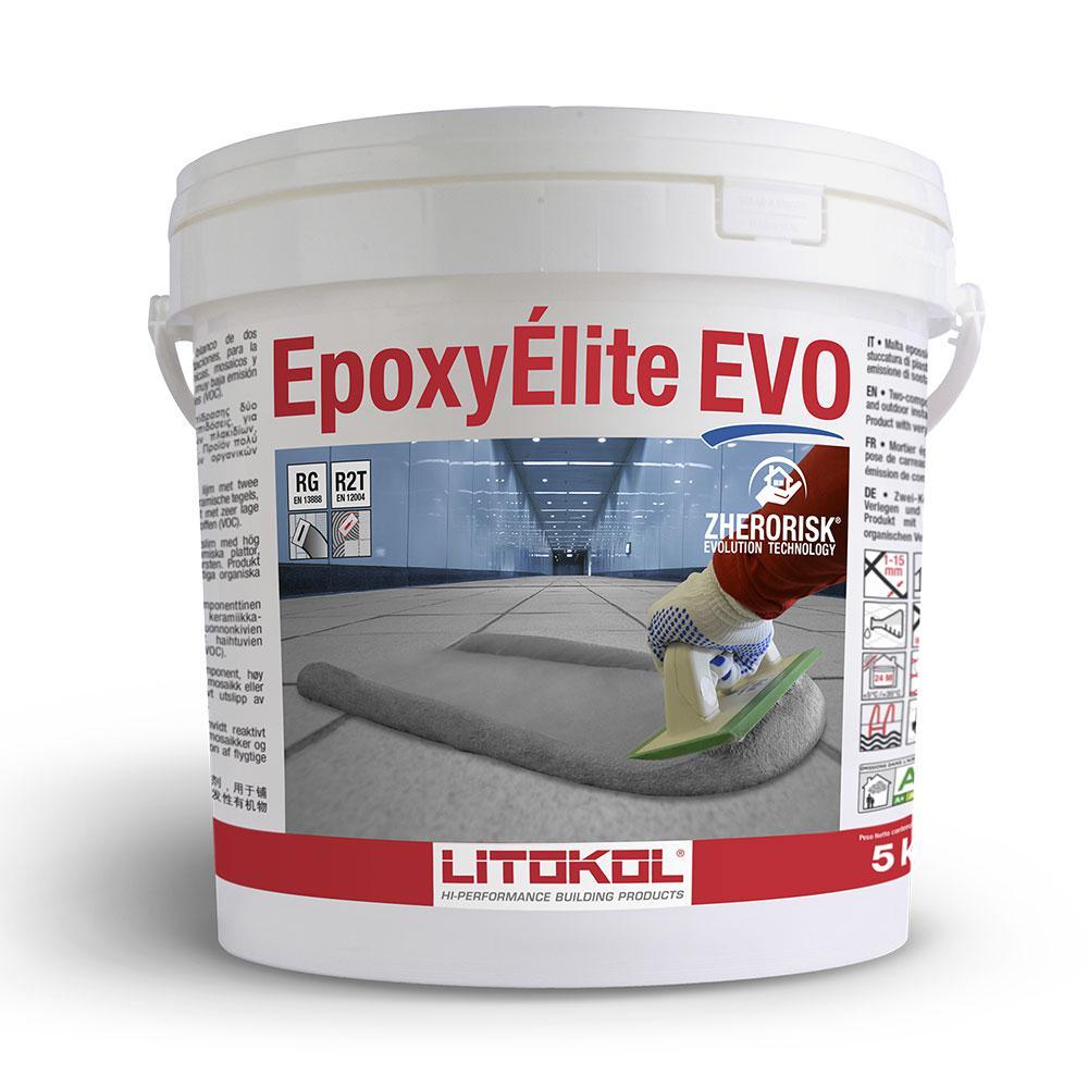 EpoxyElite EVO 140 Nero Grafite 5kg - 11lb