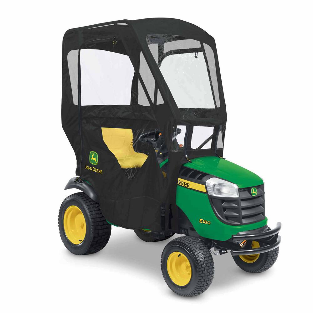 John Deere E100 Series and S240 Weather Enclosure