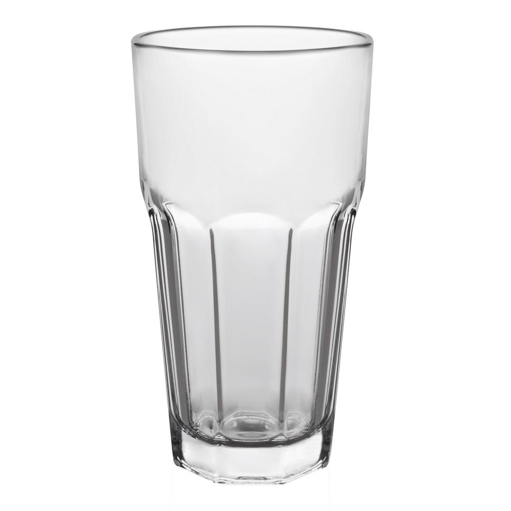 Libbey Gibraltar 22 oz. Iced Tea Glass (12-Pack), Clear
