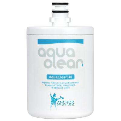 AquaClear Refrigerator Water Filter for LG 5231JA2002A/LT500P