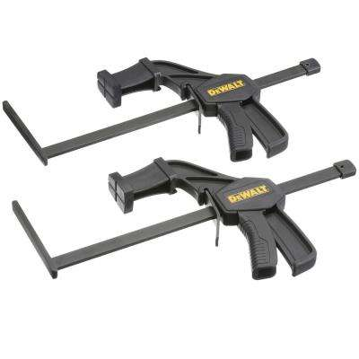 7.8 in. Tracksaw Track Clamps Set (2-Pack)