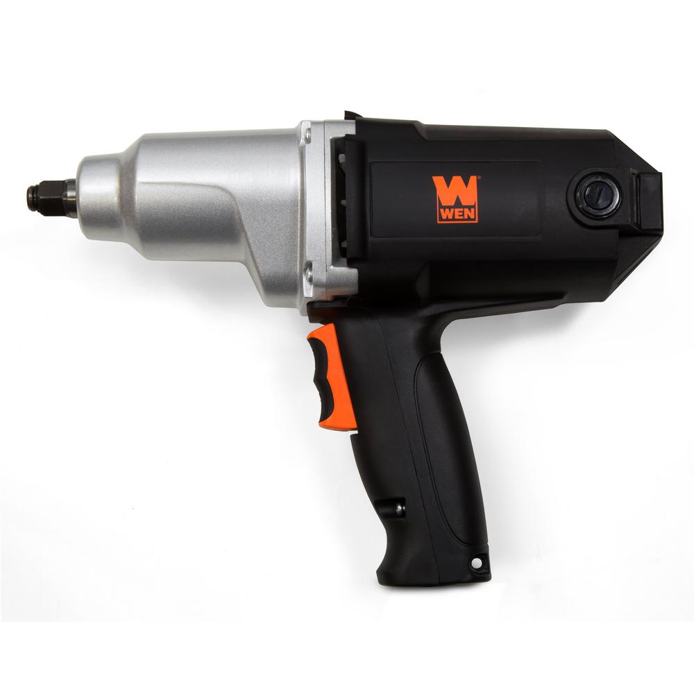 electric impact wrench 7 5 amp 1 2 inch two direction heavy duty nose spins new 44459481072 ebay. Black Bedroom Furniture Sets. Home Design Ideas