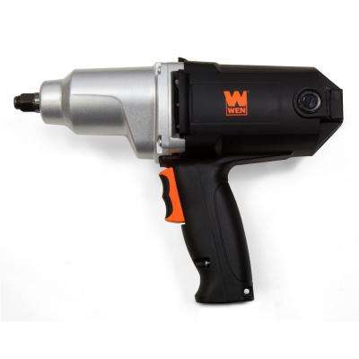 7.5 Amp 1/2 in. 2 Direction Corded Electric Impact Wrench