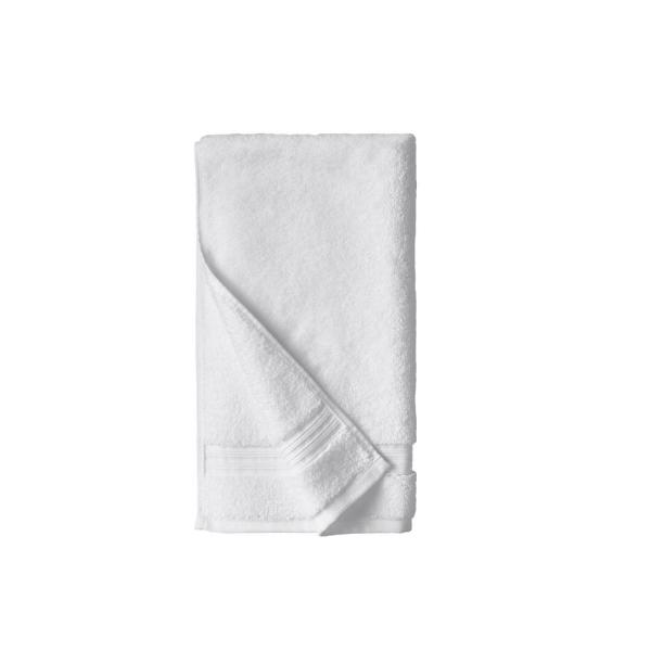 Home Decorators Collection Egyptian Cotton Hand Towel in White AT17757_White