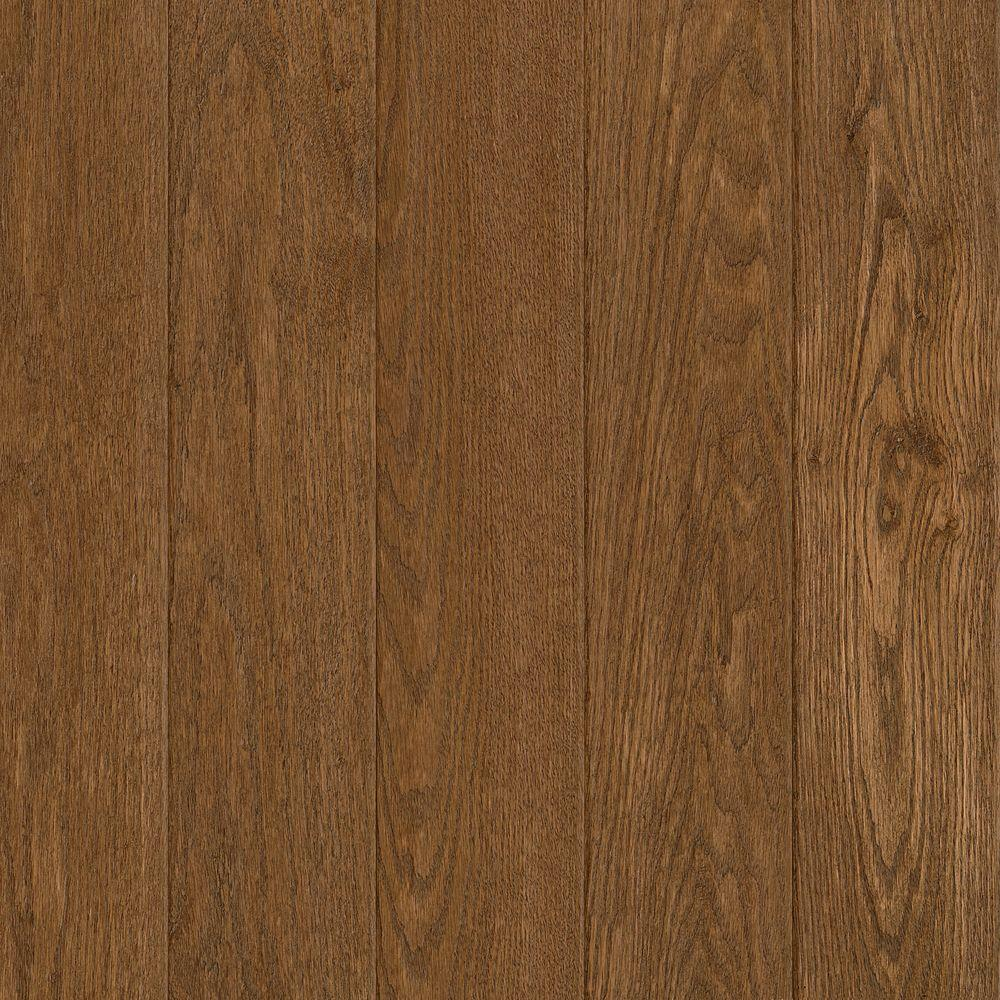 Bruce american vintage bear creek oak 3 8 in t x 5 in w for Bruce hardwood floors 3 8