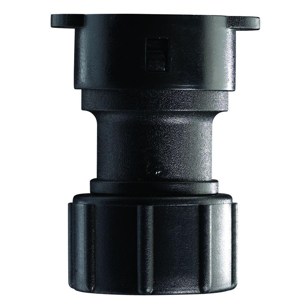 3/4 in. Hose x 1/2 in. Drip Lock Adapter