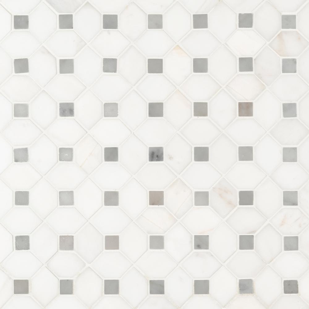 Bianco Dolomite Dotty 1231 in x 1236