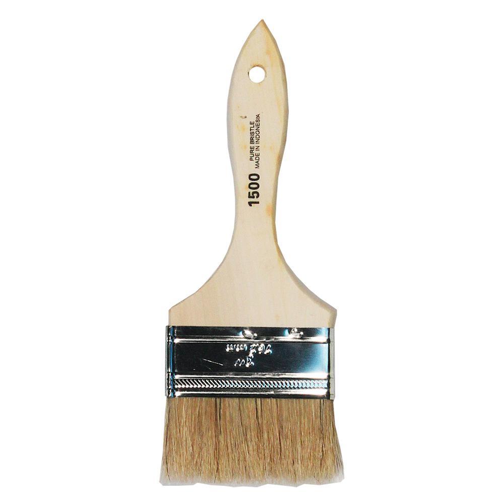 3.0 in. Chip Flat Brush