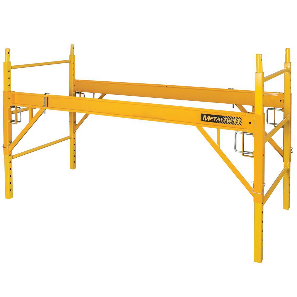39 in. High Extension for Jobsite Series 6 ft. Baker