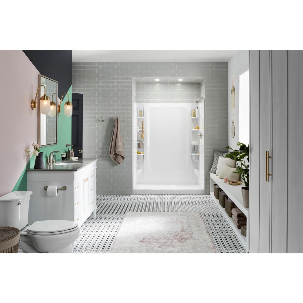STERLING STORE+ 30 in. x 60 in. Single Threshold Right-Hand Shower ...