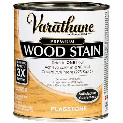 1 qt. Flagstone Premium Fast Dry Interior Wood Stain