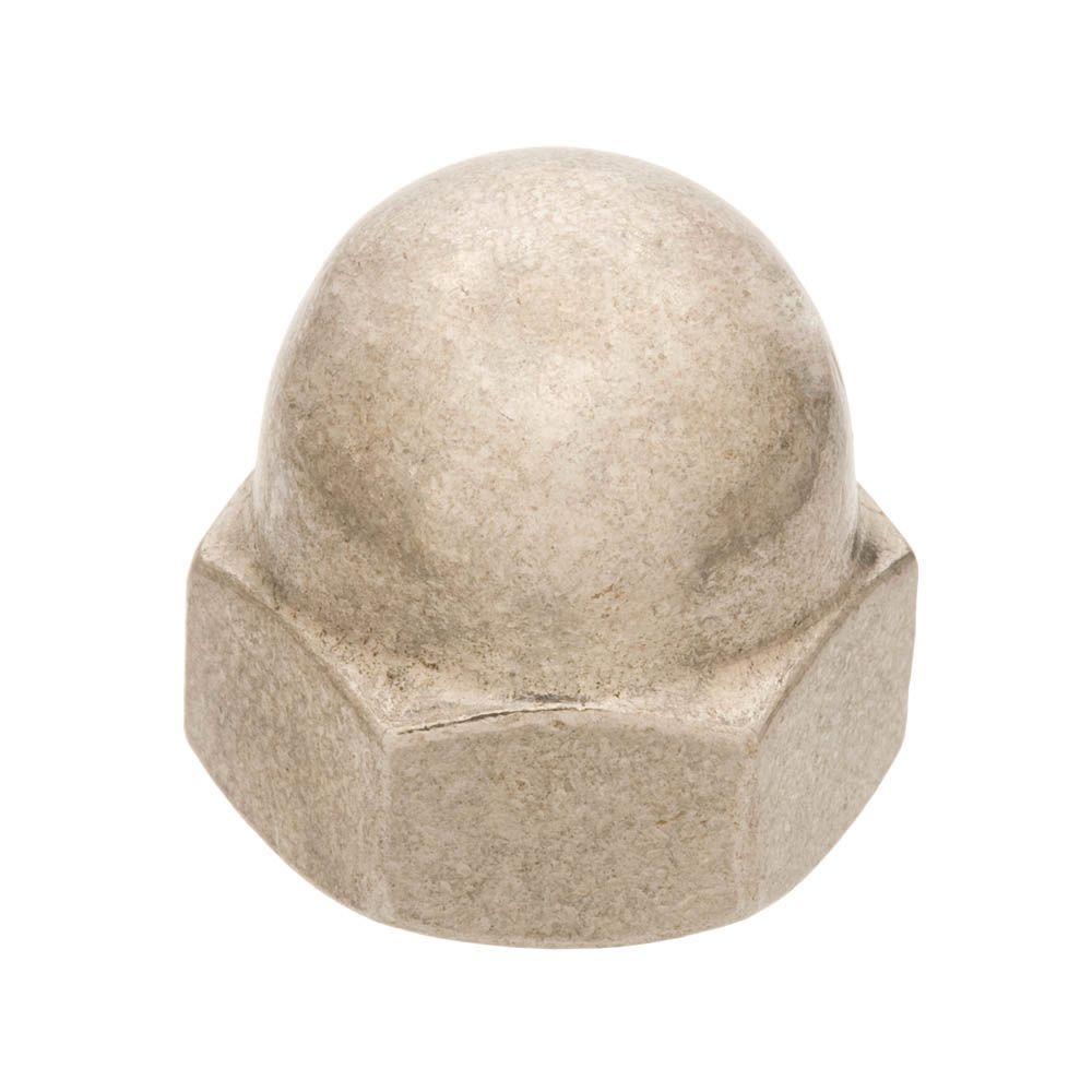 5 mm - 0.8 mm Stainless Steel Metric Cap Nut (2-Piece)
