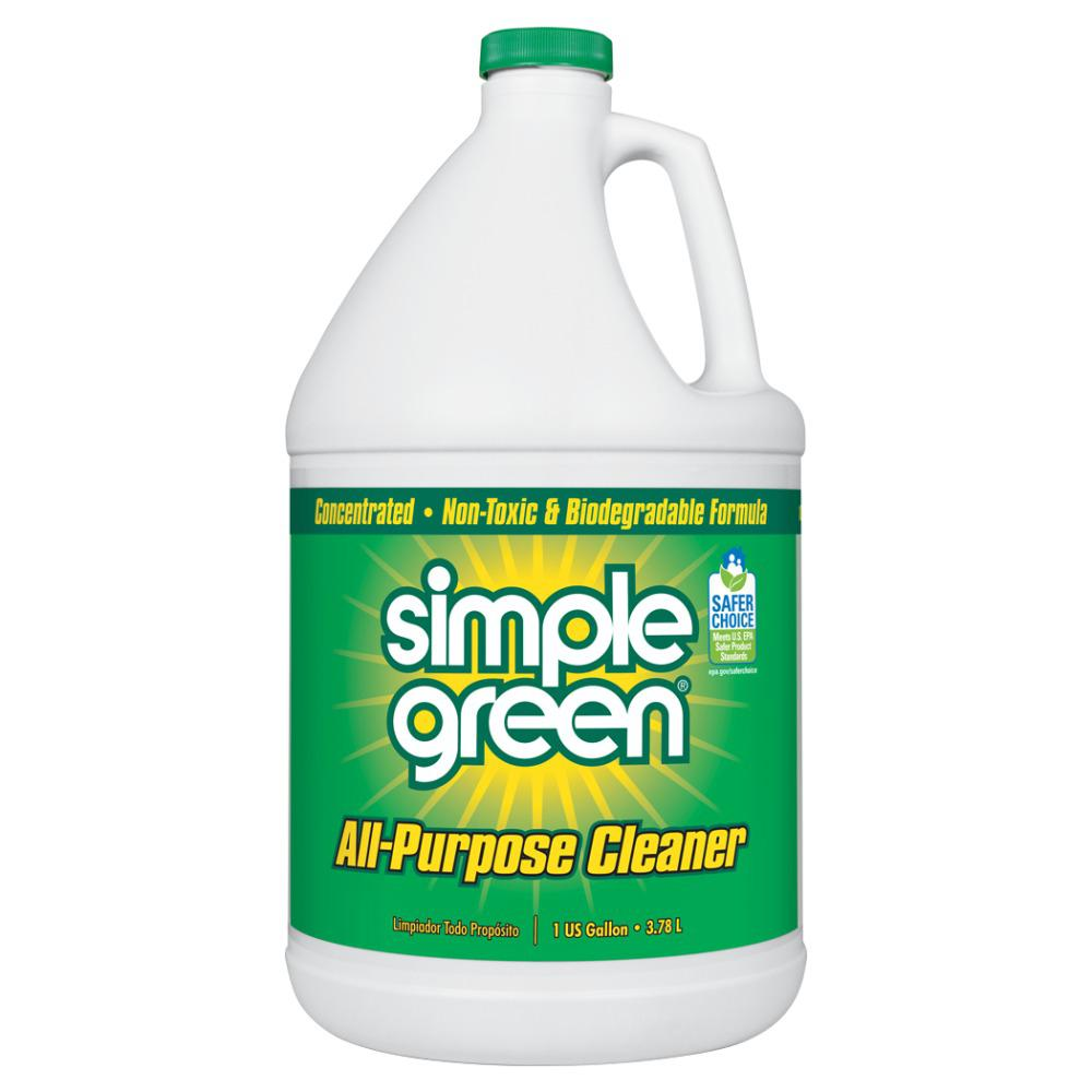 Simple Green 1 Gal. Concentrated All-Purpose Cleaner-2730103613005 ...