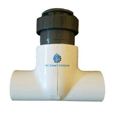 5 in. x 2 in. x 2 in. PVC Leak Detection Sensor