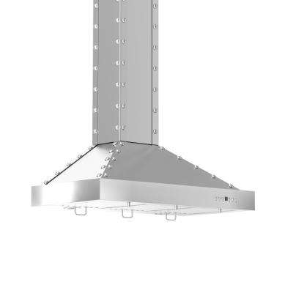 ZLINE 30 in. 760 CFM Wall Mount Range Hood in Stainless Steel