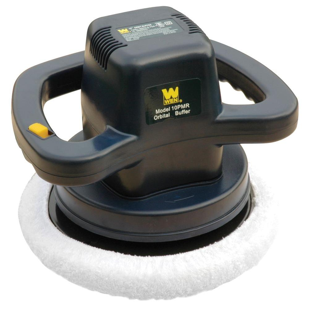 WEN 120-Volt 10 in. Waxer/Polisher