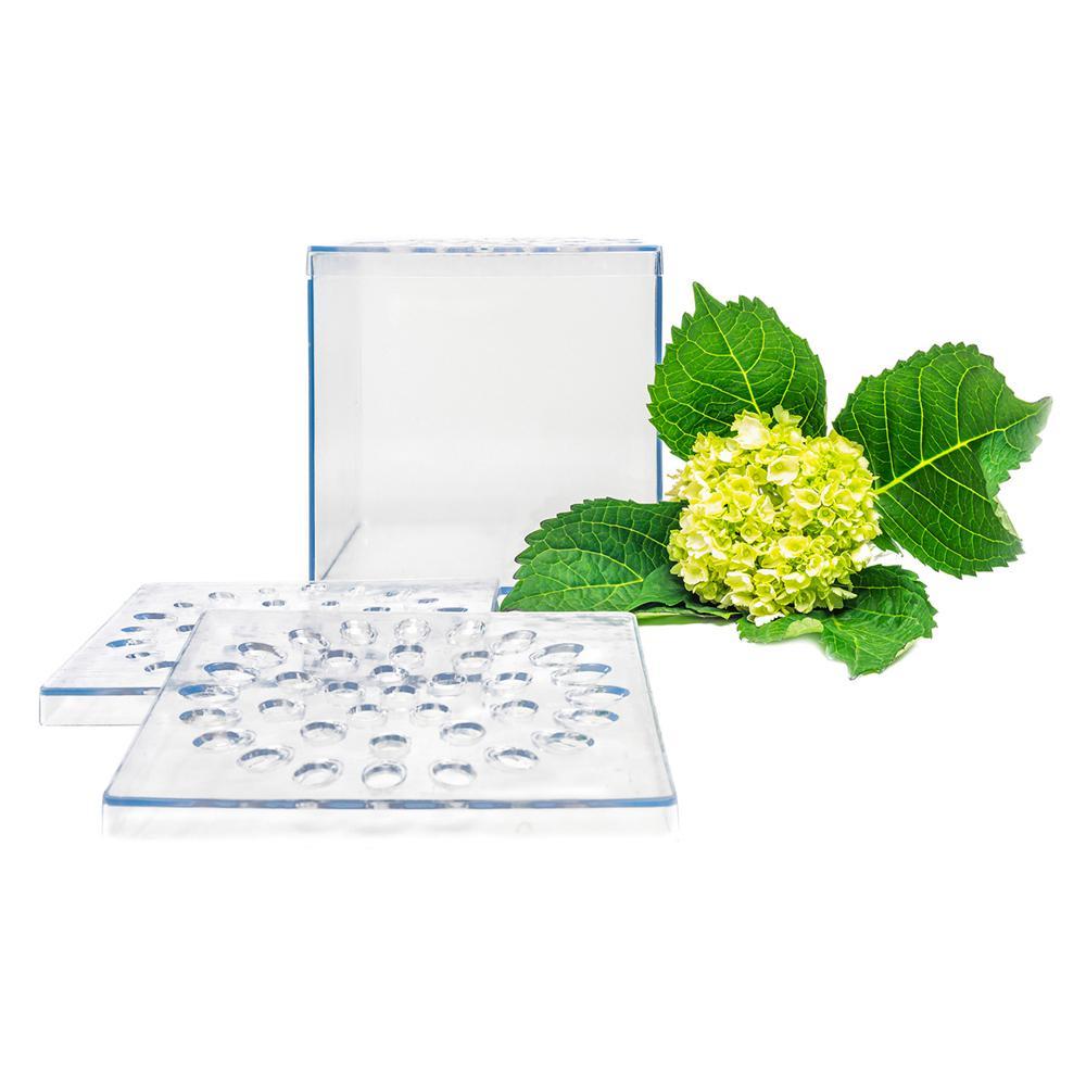 Flower Arrangment Cube Design Floral Arrangement System