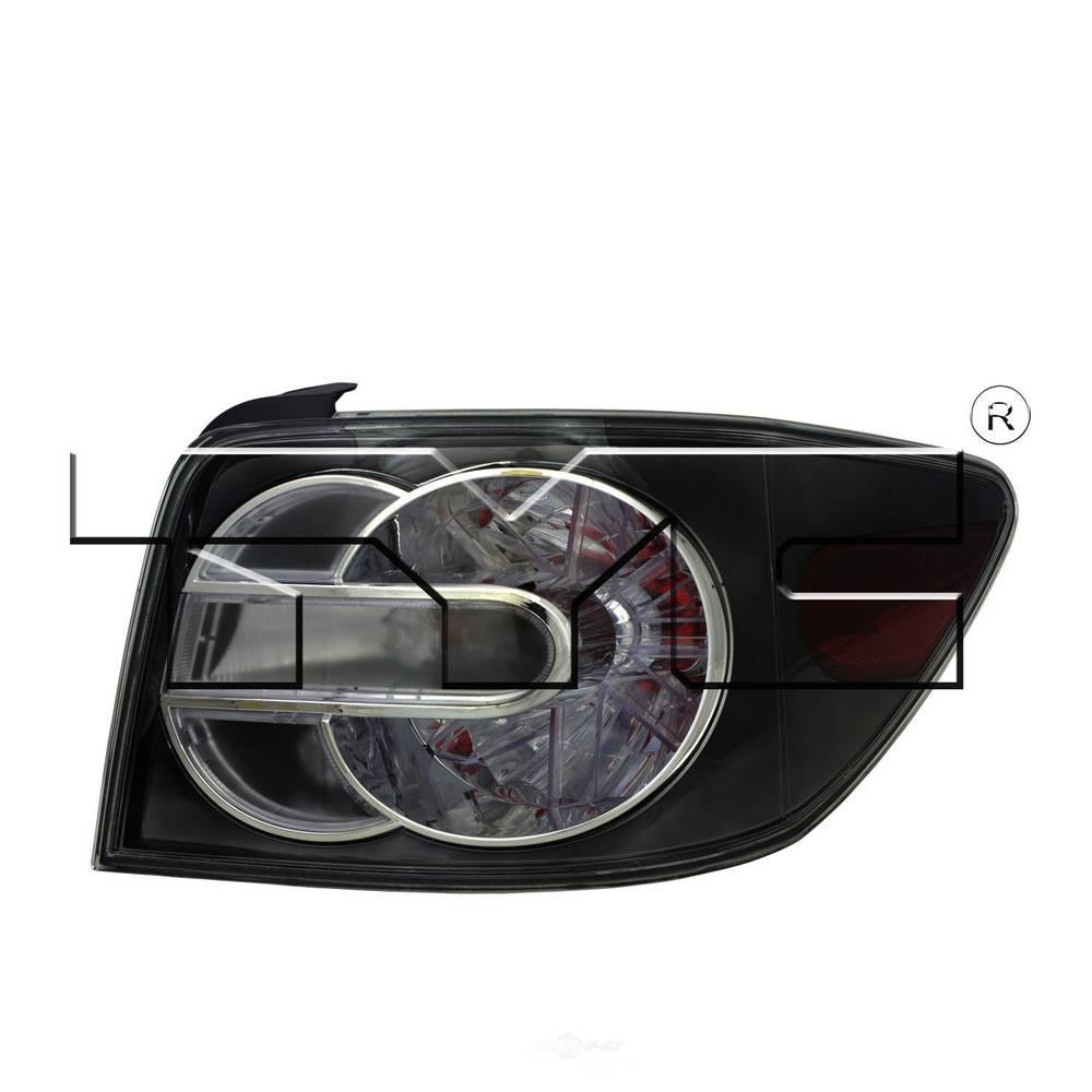 Acura Tail Light Assembly, Tail Light Assembly For Acura