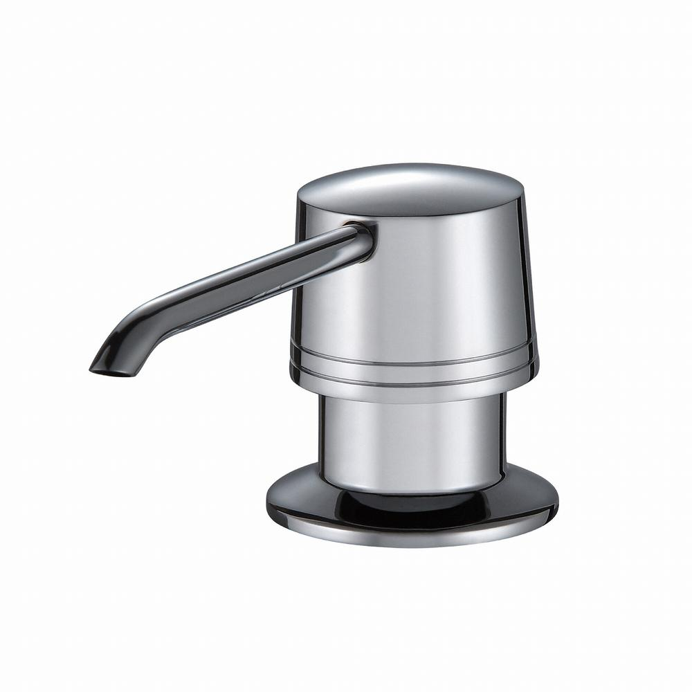 KSD-30 Soap Dispenser in Chrome