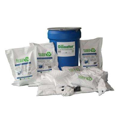 55 Gal. Heavy Duty Oil Absorbent Spill Kit