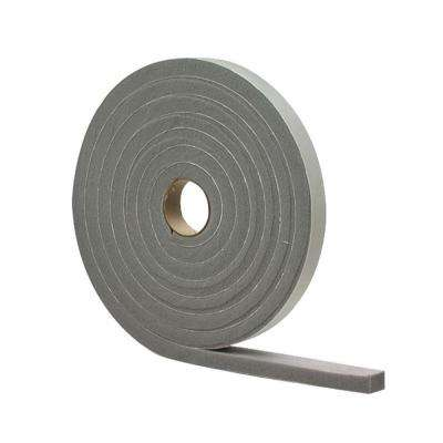 3/8 in. x 17 ft. Foam Weatherstrip Tape