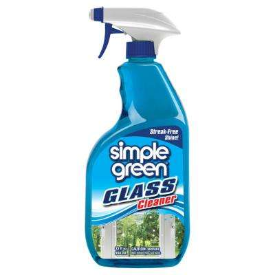 32 oz. Ready-To-Use Glass Cleaner