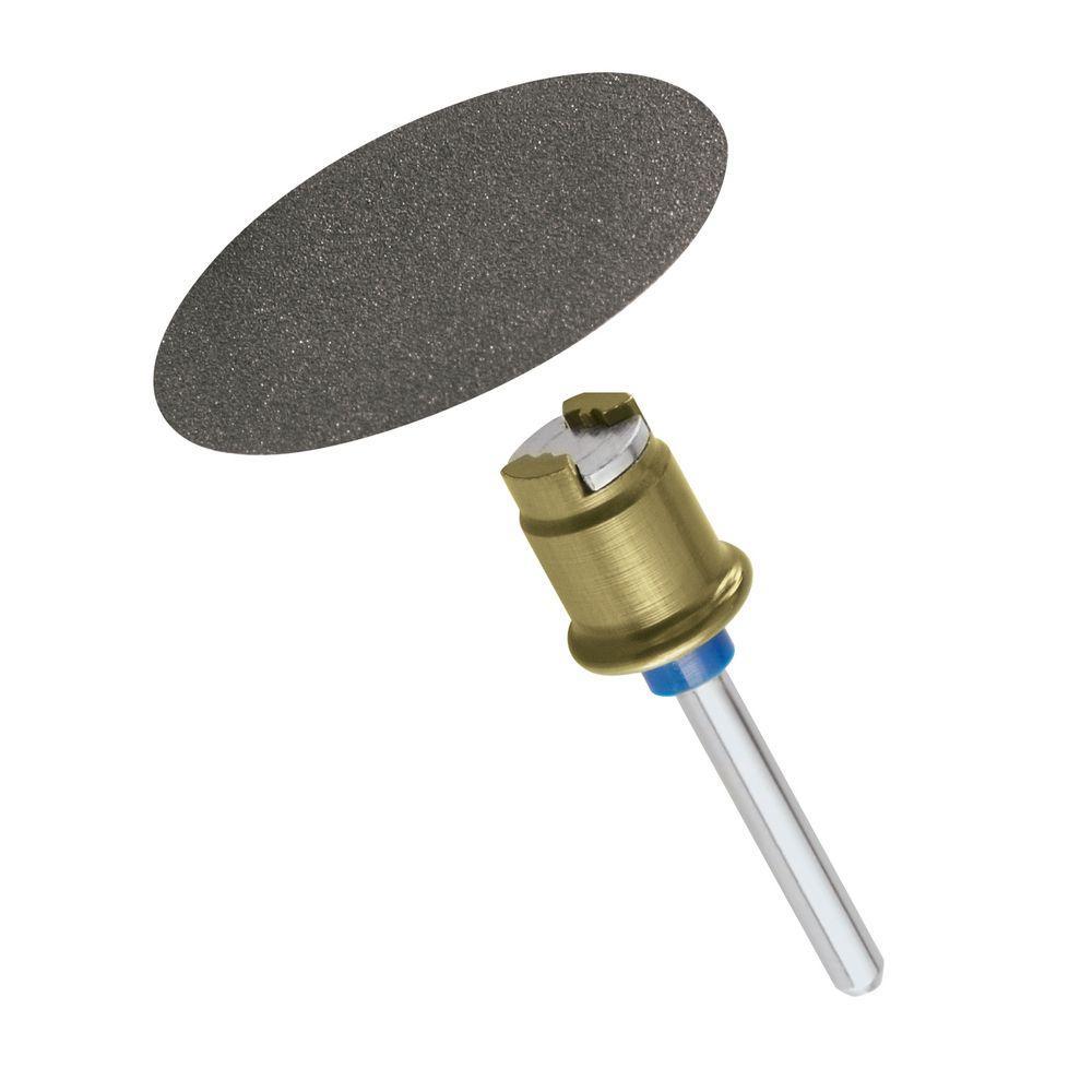 Dremel EZ Lock 1-1/4 in. 60-Grit Sand Discs (5-Pack)