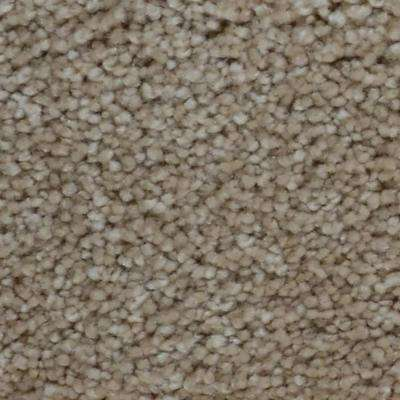 Carpet Sample - Spicework I - Color Cambridge Texture 8 in. x 8 in.