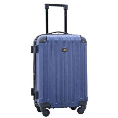 20 in. Expandable Hard Side Rolling Carry-On w/ Spinners (Lee)