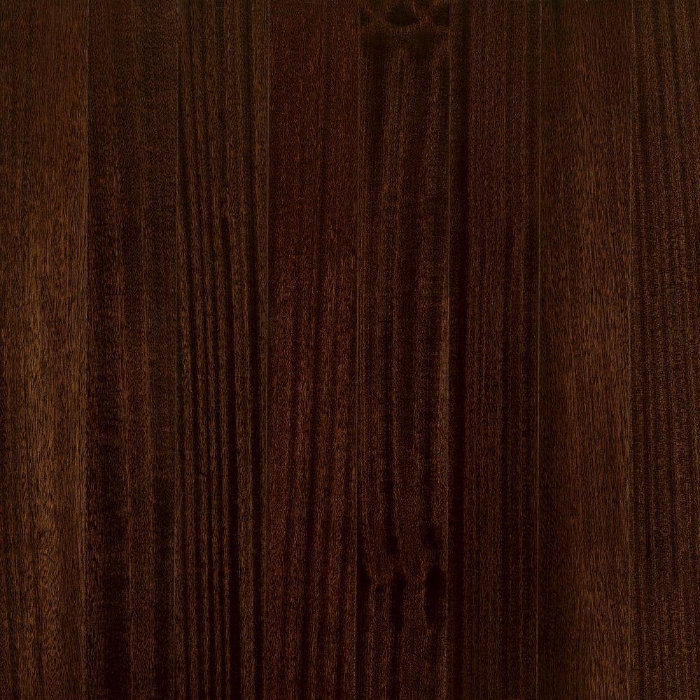 World Exotics Exotic Shadow 3/8 in. T x 4-3/4 in. W x Random Length Engineered Hardwood Flooring (32.55 sq. ft. / case)