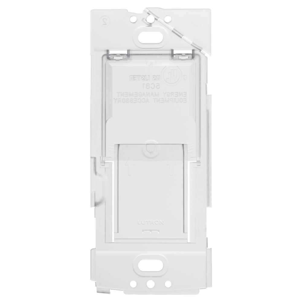 Caseta Wireless Wallplate Bracket for Pico Remote