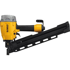 Deals on DeWalt Pneumatic 21-Degree Collated Framing Nailer