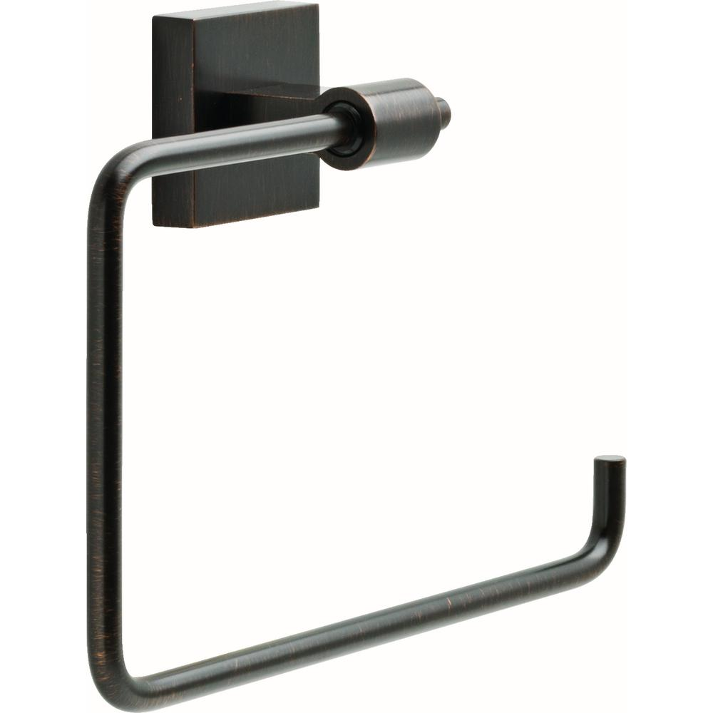 Franklin Brass Maxted Toilet Paper Holder in Venetian Bronze