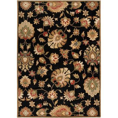 John Black 10 ft. x 14 ft. Area Rug