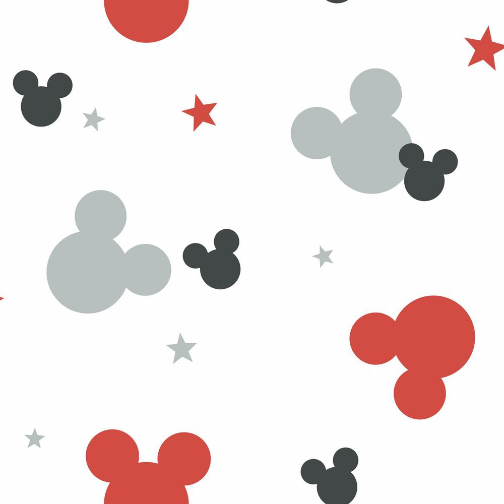 York Wallcoverings Disney Kids Iii Disney Mickey Mouse